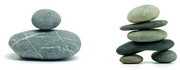 Steine - Ganzheitliche Gesundheits- und Lernförderung